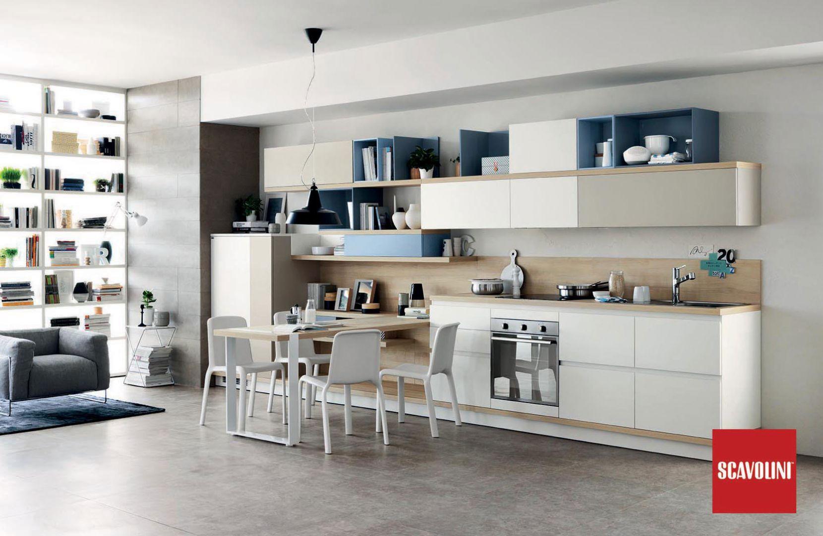 Cucina Scavolini Foodshelf